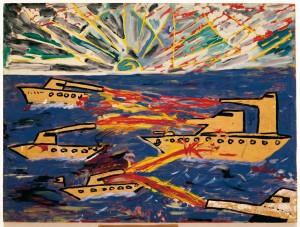 La bataille navale (1978-1979)