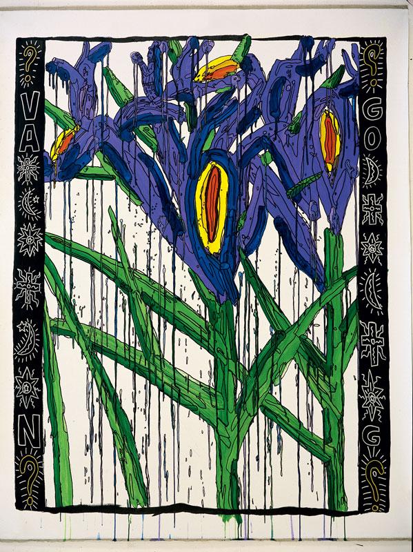 Les iris géants (2008)