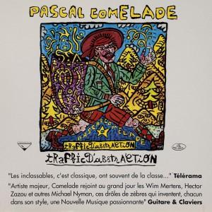 Pascal Comelade's album cover