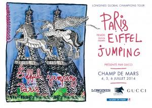 PARIS EIFFEL JUMPING événement