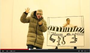 Paroles : Robert Combas Musique et vidéo : Robert Combas & Lucas Mancione