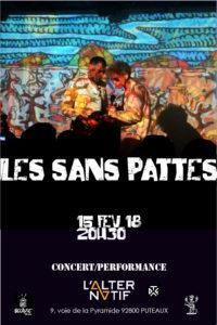 l'alternatif_ LES SANS PATTES